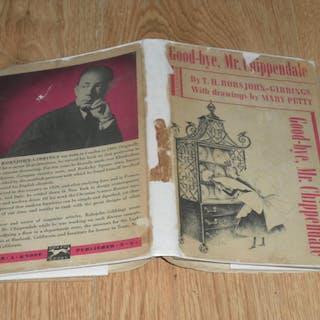 Good-bye Mr Chippendale Robsjohn-Gibbings, T. H. Design 119,L42,N