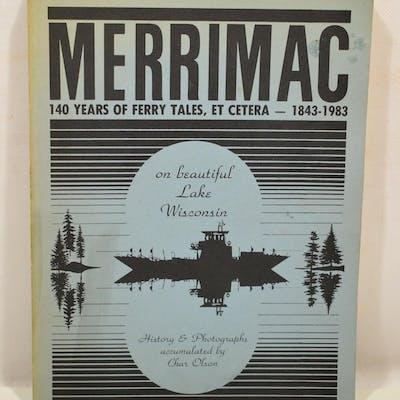 MERRIMAC: 140 Years of Ferry Tales