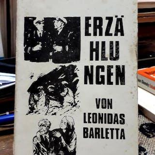 ERZAHLUNGEN Barletta,Leonidas FIRMADOS POR EL AUTOR