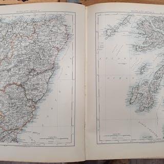 The Victoria Regina Atlas: Political