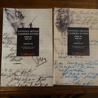 Février 1947- Mars 1948, Cahiers 233 à 406. Artaud, Antonin littérature