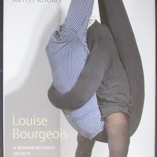 Louise Bourgeois: A Woman Without Secrets (Artist Rooms) Askew