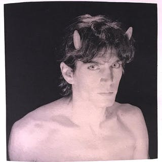 A Season in Hell Rimbaud [Photographs by Robert Mapplethorpe]