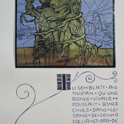 La Folie de Tristan (Texte du manucrit d'Oxford établi par Joseph Bédier)