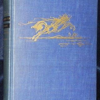 The Autobiography of Cellini 1946 Signed by Salvador Dali #869/1000   Picasso