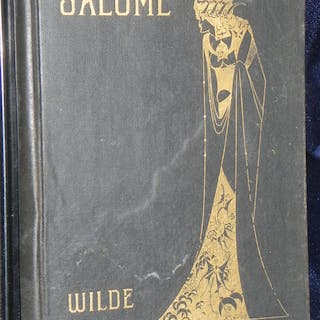 Salome Oscar Wilde 16 illustrations by Aubrey Beardsley...