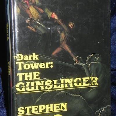 Dark Tower : The Gunslinger First Edition by Stephen King...