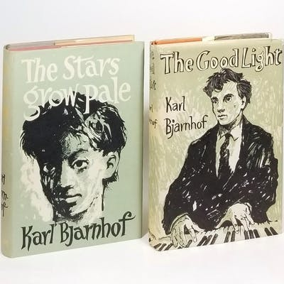 The Stars Grow Pale + The Good Light - 2 Volume Set Bjarnhof, Karl