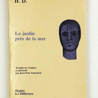Le Jardin près de la mer H. D. [Hilda Doolittle] Poetry