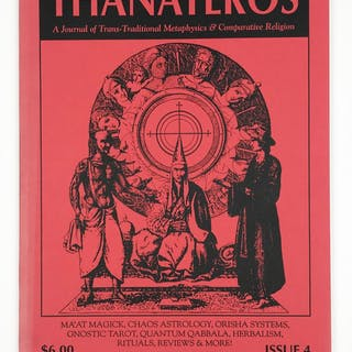Thanateros: A Journal of Trans-Traditional Metaphysics...