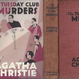 The Tuesday Club Murders - VERY SCARCE Agatha Christie Agatha Christie