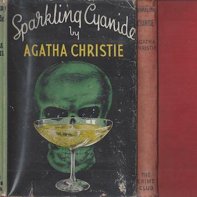 Sparkling Cyanide Agatha Christie Agatha Christie