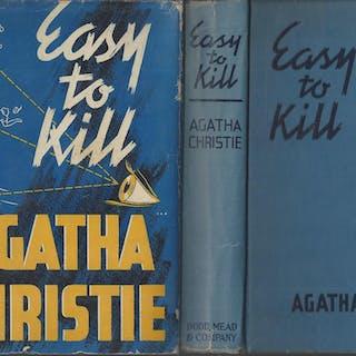 Easy To Kill Agatha Christie Agatha Christie