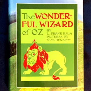 THE WONDERFUL WIZARD OF OZ; By L