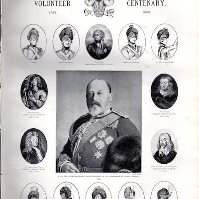 "PRINT: ""The Volunteer Centenary"
