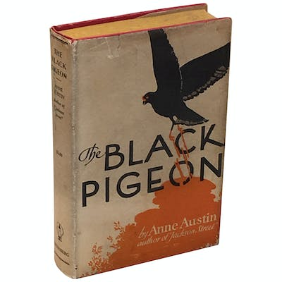 The Black Pigeon Austin, Anne MYSTERY,WOMEN
