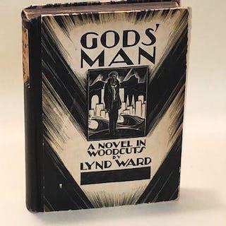 Gods' Man: A Novel in Woodcuts Ward, Lynd Art,Comics & Graphic Novels