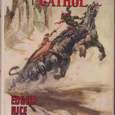 Llana of Gathol (Barsoom 10) Burroughs, Edgar Rice Science Fiction & Fantasy