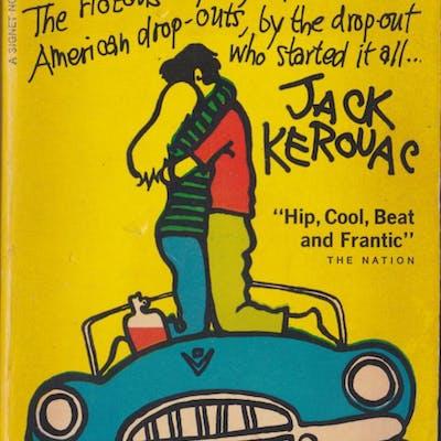 On The Road Kerouac, Jack Literary Fiction