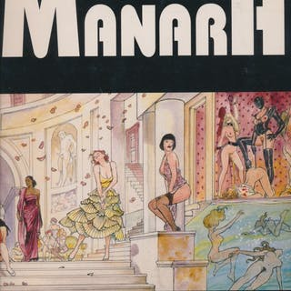 The Art of Maranra Milo Manara