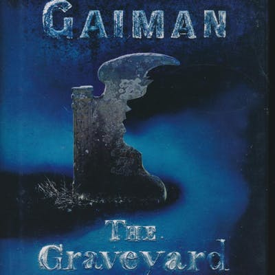 The Graveyard Book SIGNED Neil Gaiman