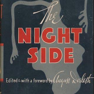 The Night Side SIGNED August Derleth (ed)