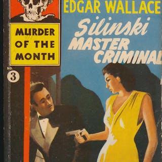 Silinski Master Criminal Edgar Wallace