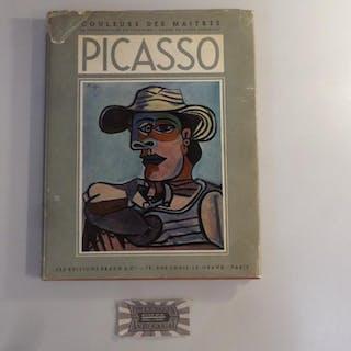 Picasso. (Coleurs des Maitres). Picasso, Pablo und Jaime Sabartés [Vorw.]: Kunst