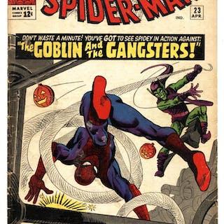 Amazing Spider-Man #23 comic book 3rd Green Goblin 1965...