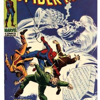 Amazing Spider-Man #74 comic book 1969-MARVEL COMICS...