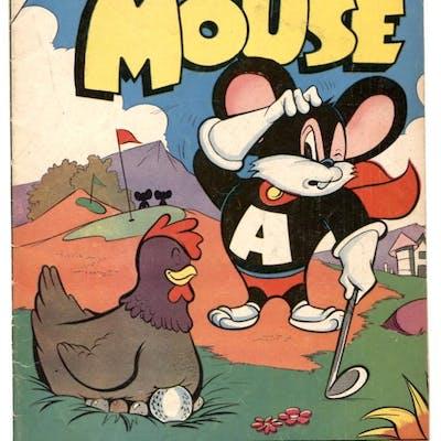 Atomic Mouse #39 1960-Charlton funny animals FN   COMICS - Silver-Age - Charlton