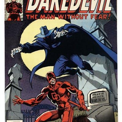DAREDEVIL #158 1979-MARVEL COMICS- FRANK MILLER VF+...