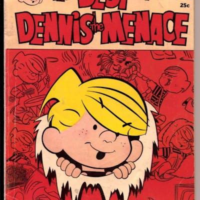 Best Of Dennis The Menace #1 1959-Hallden-1st issue-Giant...