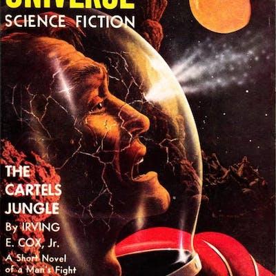 FANTASTIC UNIVERSE SCIENCE FICTION-September...