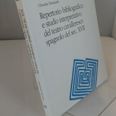 Repertorio Bibliografico e Studio Interpretativo del...