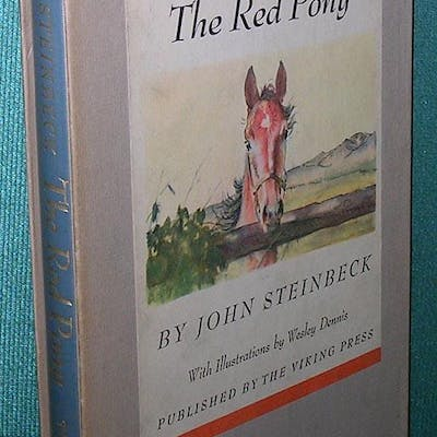 The Red Pony Steinbeck, John Literature