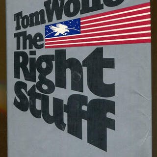 The Right Stuff Wolfe, Tom Social Science, History