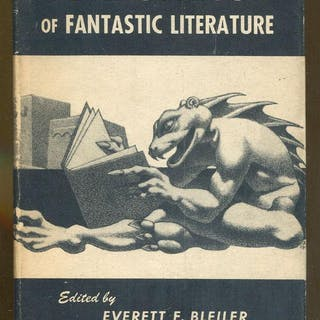 The Checklist of Fantastic Literature (Signed Copy) Bleiler