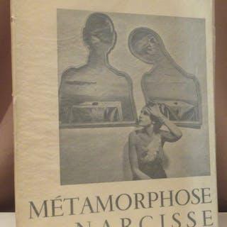 Métamorphose de Narcisse. Dali, Salvador. Kunst