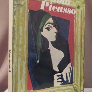 Hommage á Pablo Picasso. Picasso, Pablo. Kunst