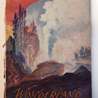 Wonderland 1904 Wheeler, Olin Western History