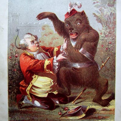 Beauty and the Beast with Original Illustrations by H. L. Stephens