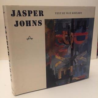 Jasper Johns Kozloff, Max Art Books