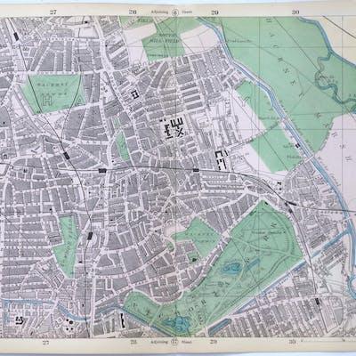 LONDON, 1900 - HACKNEY