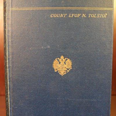 Anna Karenina Count Leo Tolstoi (Tolstoy)