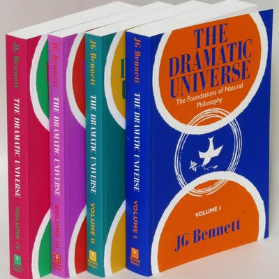The Dramatic Universe: The Foundations of Natural...