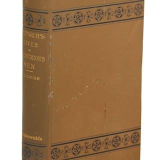Plutarch's Lives of Illustrious Men Plutarch; A.H