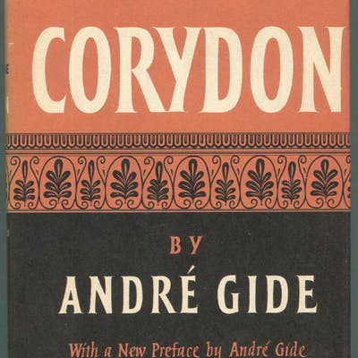 Corydon Gide, Andre Fiction,Literature,Social Science