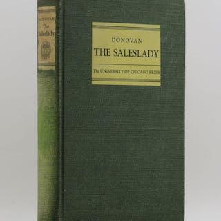 THE SALESLADY DONOVAN, Frances R. Women's History