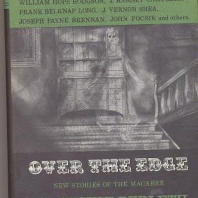 OVER THE EDGE Derleth August (editor)